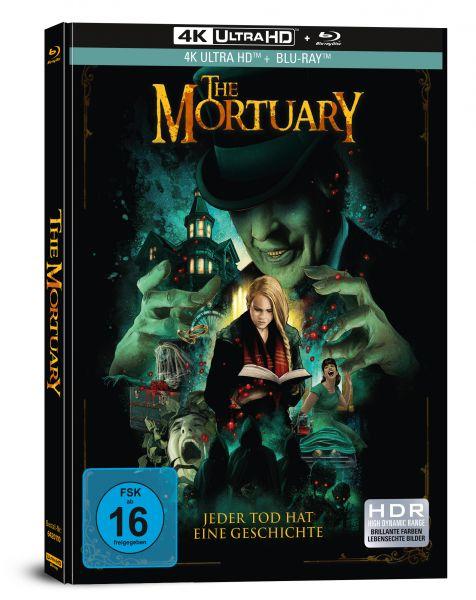 The Mortuary - Jeder Tod hat eine Geschichte - 2-Disc Limited Collector's Edition im Mediabook (4K U