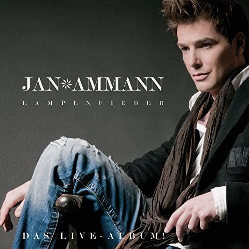 Ammann, Jan - Lampenfieber: Das Live-Album