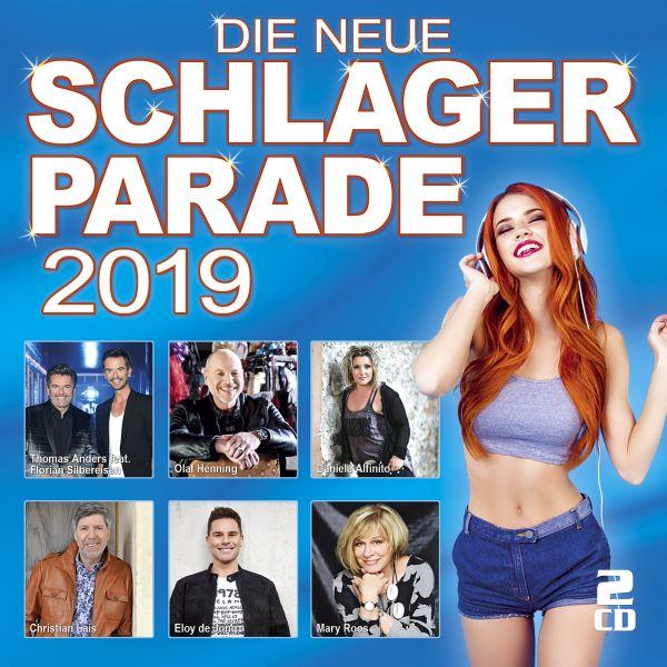 Various - Die neue Schlagerparade 2019
