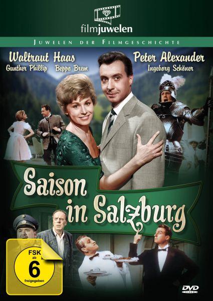Peter Alexander: Saison in Salzburg - Wenn der Toni mit der Vroni
