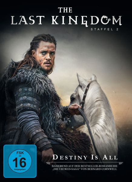 The Last Kingdom - Staffel 2 (Softbox)