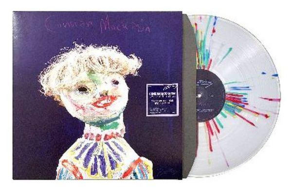 Connan Mockasin - Forever Dolphin Love (limited splatter colored LP)