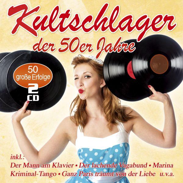 Various - Kultschlager der 50er Jahre