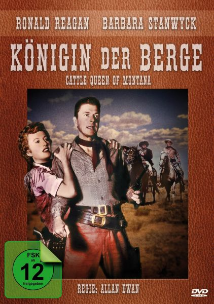 Königin der Berge (Cattle Queen of Montana)
