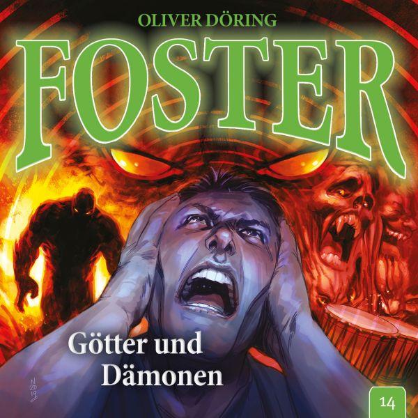 Döring, Oliver - Foster 14 - Götter und Dämonen