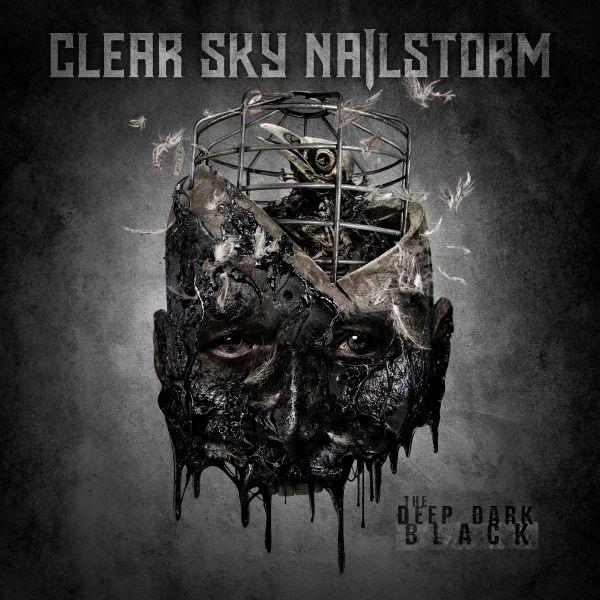 Clear Sky Nailstorm - The Deep Dark Black
