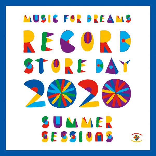 Various - Music For Dreams: Summer Sessions 2020 (RSD 2020) (Out Of Print)