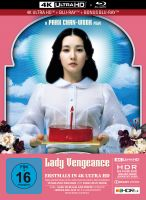 Lady Vengeance - 3-Disc Limited Collector's Edition im Mediabook  (4K Ultra HD + Blu-Ray + Bonus-Blu