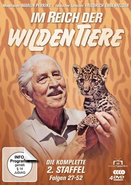 Im Reich der wilden Tiere - Die komplette 2. Staffel: Folgen 27-52