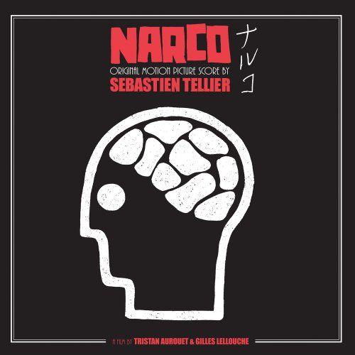Tellier, Sebastien - Narco O.S.T. (CD re-issue)