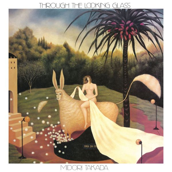 Midori Takada - Through The Looking Glass (2LP) (2017 ReEdition)