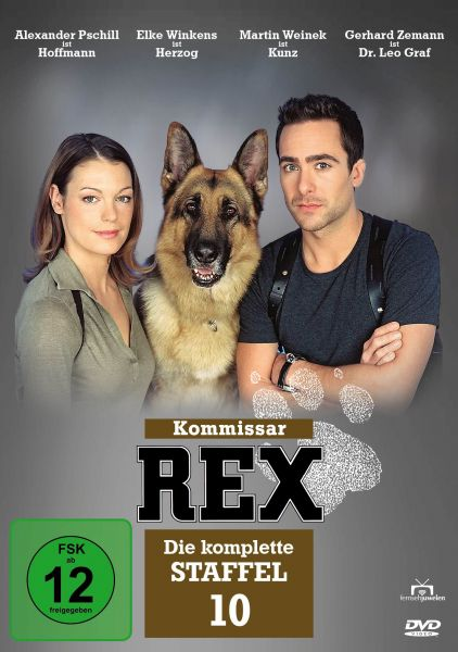 Kommissar Rex - Die komplette 10. Staffel