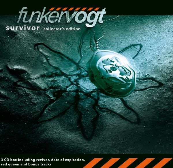 Funker Vogt - Survivor - Collector's Edition