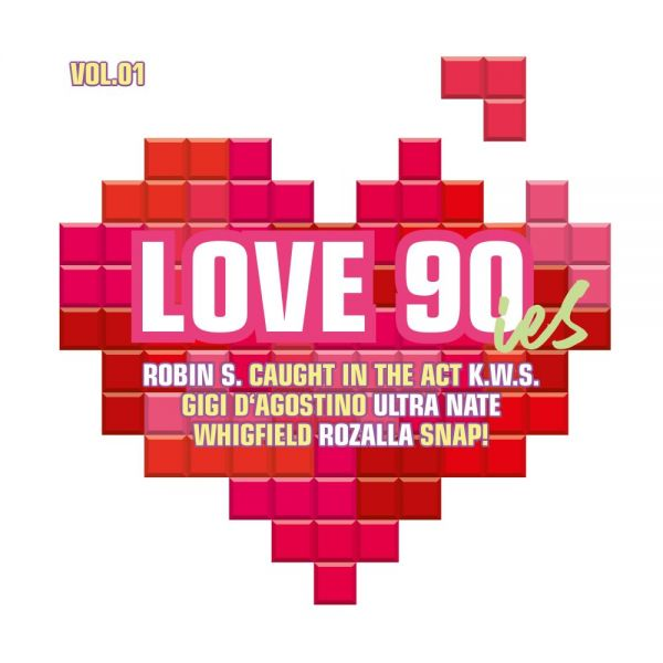 Various - Love 90ies Vol. 1