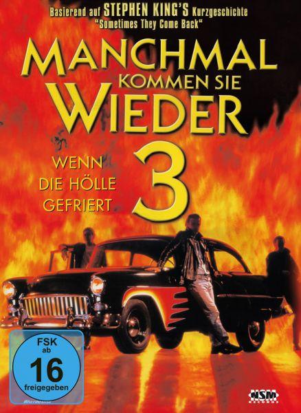 Manchmal kommen sie wieder 3 (Mediabook Cover A) (2 Discs)