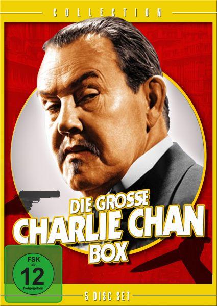 Die große Charlie Chan Box