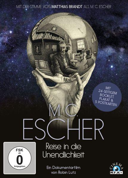 M.C. Escher - Reise in die Unendlichkeit (Special Edition)