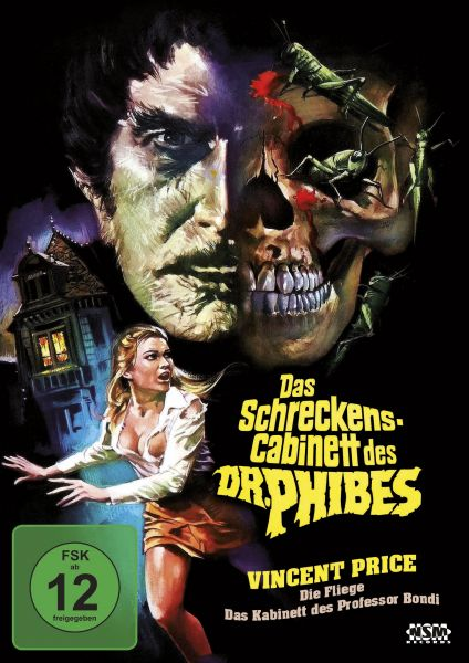 Das Schreckenscabinett des Dr. Phibes