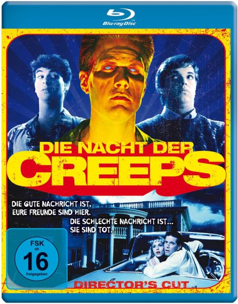 Die Nacht der Creeps (Director's Cut)