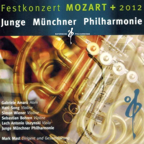 Bayerische Philharmonie - Mozart + Piazolla