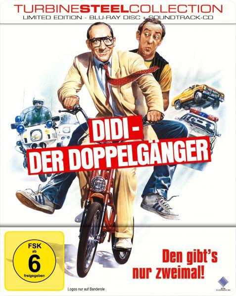 Didi - Der Doppelgänger (Limited Edition - Turbine Steel Collection)