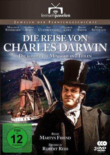 Die Reise von Charles Darwin - Die komplette Serie in 7 Teilen