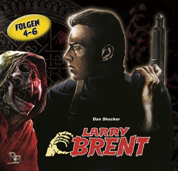 Larry Brent - PSA Akten #2 (4/5/6)