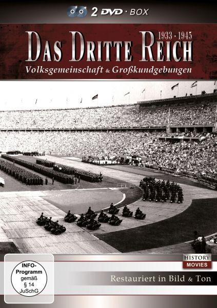 Das Dritte Reich - Volksgemeinschaft & Großkundgebungen