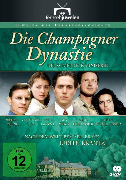 Die Champagner-Dynastie - Der komplette 3-Teiler nach Judith Krantz