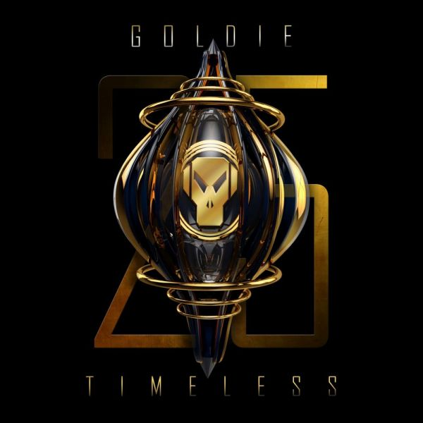 Goldie - Timeless (25 Year Anniversary Edition, 3LP Colored)