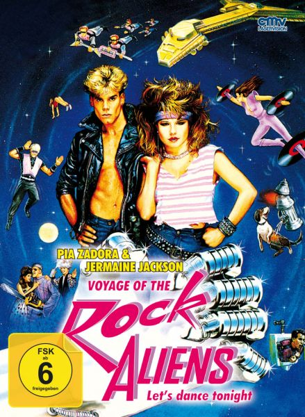 Voyage of the Rock Aliens - Cover A (Limitiertes Mediabook) (Blu-ray + 2 DVD)