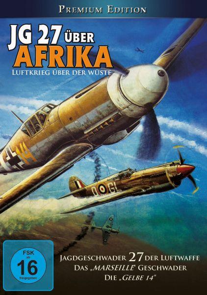 JG 27 über Afrika
