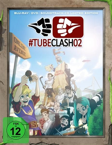 #TubeClash02 - The Movie (Limited Premium Edition)