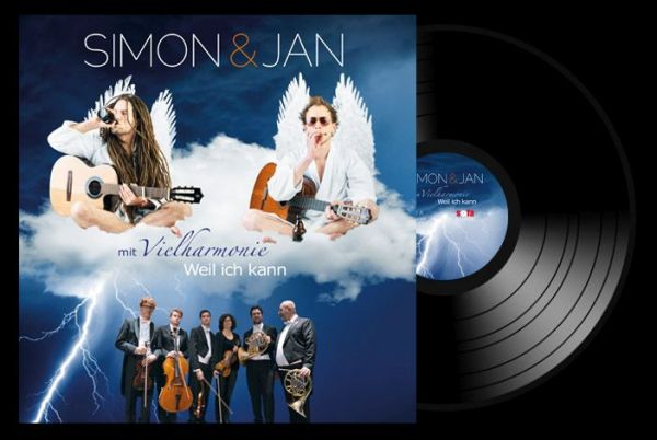 Simon & Jan (mit Vielharmonie) - Weil ich kann (LP)