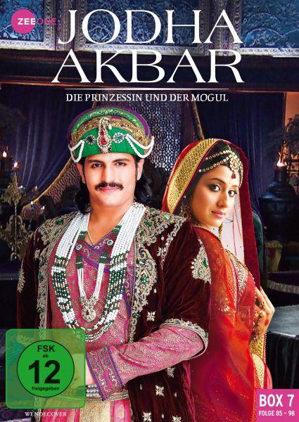 Jodha Akbar - Die Prinzessin und der Mogul (Box 7) (Folge 85-98)