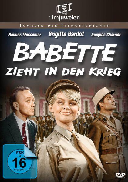 Babette zieht in den Krieg