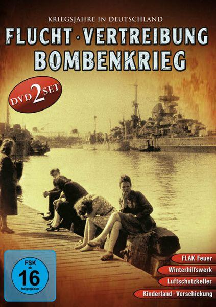 Flucht, Vertreibung, Bombenkrieg