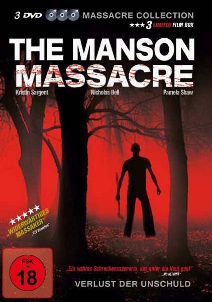 The Manson Massacre (Limited Edition)