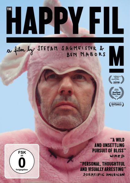 The Happy Film (Special Edition) (gestaltet von Stefan Sagmeister)