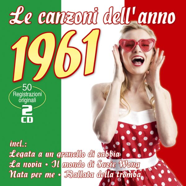 Various - Le Canzoni Dell'Anno 1961