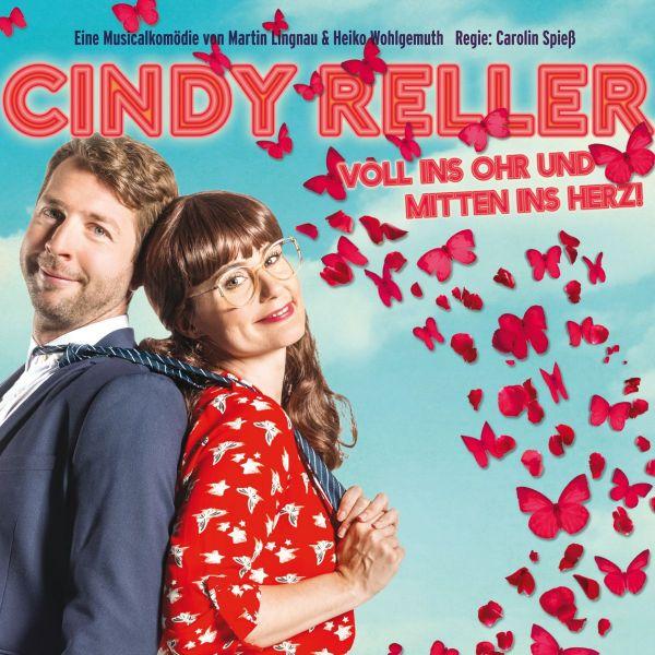 Original Hamburg Cast - Cindy Reller - Voll ins Ohr und mitten ins Herz