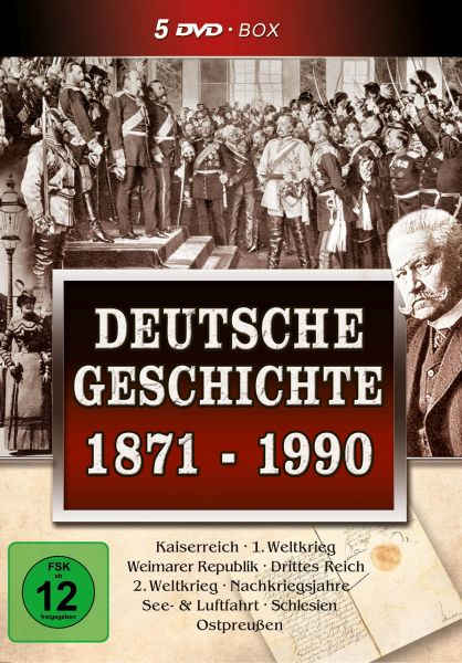Deutsche Geschichte 1871-1990