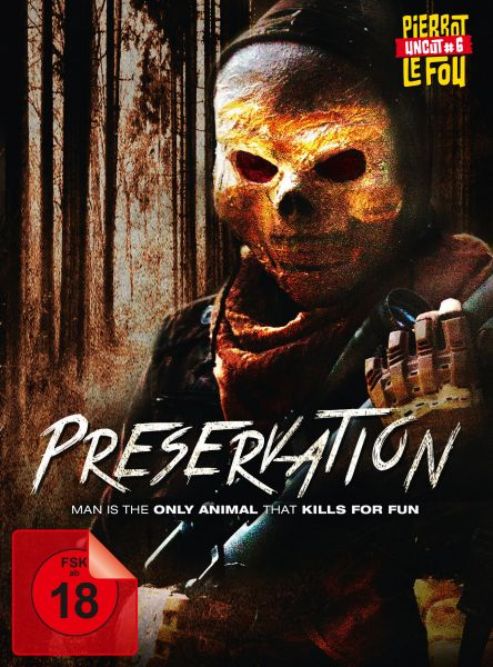 Preservation (uncut) - Limited Mediabook Edition (DVD & Blu-ray)