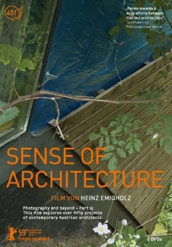 Sense of Architecture