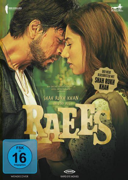 Raees (Erstauflage mit Poster)