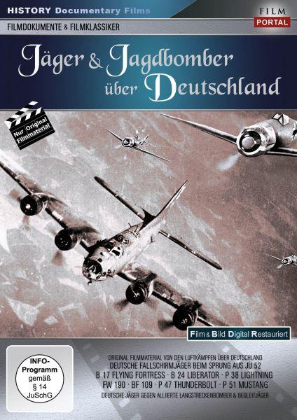 Jäger & Jagdbomber über Deutschland