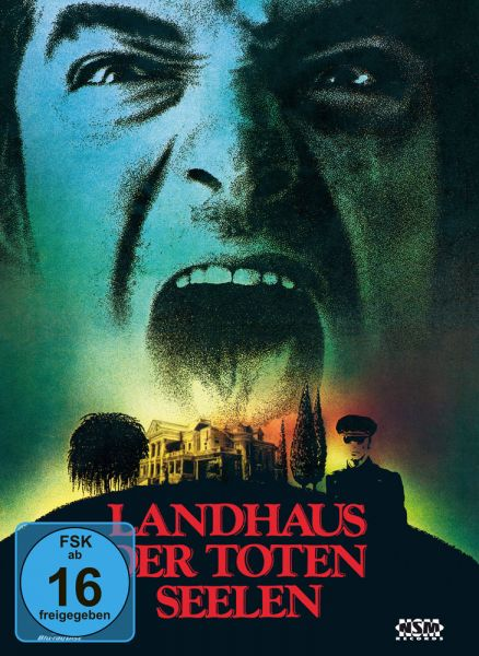 Landhaus der toten Seelen (Mediabook Cover A) (2 Discs)