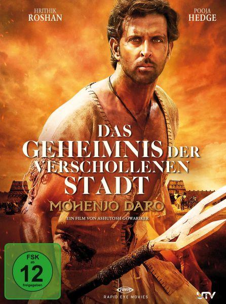 Das Geheimnis der verschollenen Stadt - Mohenjo Daro (2 Disc Limitierte Special Edition)