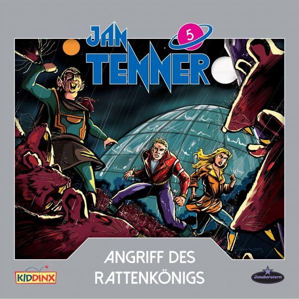 Jan Tenner - Angriff des Rattenkönigs (5)