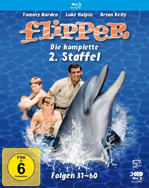 Flipper - Die komplette 2. Staffel